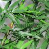 녹색 인공적인 플랜트 잎 정원 담