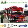 3 Axles20- 40 van het Skelet van de Container van de Semi van de Aanhangwagen Voet Vrachtwagen van /Skeleton