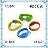 Цветастый USB Flash Drive Popular Bracelet для Summer Promotion