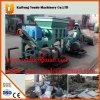 El metal de la basura de la eficacia alta salta la trituradora conveniente para el plástico inútil, caucho, madera, neumático. etc