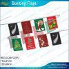 El papel de PVC plástico gallardete bandera cadenas (UN-NF11F06027)