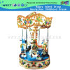 Simple Merry-Go Round con 3 asientos Electric Carrusel (HD-10804)