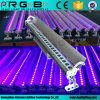 Waterproof IP65 DMX Control 27LEDs 3W Outdoor LED UV Wall Washer Light