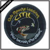 Fische Club Embroidery Badge für Souvenir Gift (BYH-10111)