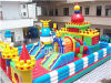 Adults/Big Inflatable Amusement Park/Great Fun Inflatable Barrier Games를 위한 거대한 Inflatable Playground/