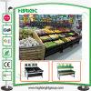 De Plank van de Vertoning van de supermarkt voor Vruchten en Groenten
