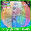 Deporte al aire libre de la bola de la bola de parachoques inflable del cuerpo humano