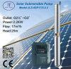 bomba de agua solar sumergible centrífuga 6inch 416L