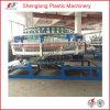 Bolsa tejida PP hacer línea de maquinaria (SL-SC-4/1100)