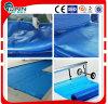 bâche de protection de PVC de 4mm ou de 5mm utilisée pour la piscine