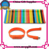 De Aandrijving van de Flits van de Armband USB van het silicone