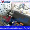 Gewölbter Rohr-Extruder-Entwässerung-Rohr-Plastikproduktionszweig