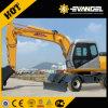 Excavadoras Zhenyu Zyl160 ruedas