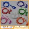 iPhone6/6s/5s를 위한 다채로운 Earpods 형식 이어폰
