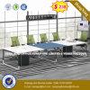 Le cuir Triangle Carré de la salle de réunion Table de conférence (HX-8N1073)