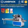 De automatische Machines van de Verpakking van de Noedels van het Hoofdkussen Onmiddellijke/Machine van het Type van Stroom de Verpakkende Verzegelende