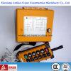 433 megahertz de controle remoto, de controle remoto sem fio interurbanos, controle da grua