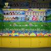 Cabina de los juegos del carnaval de la taza del helado