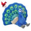 Brinquedo macio do luxuoso do pavão de Hotsale