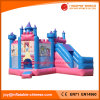 Jumping Bouncy Castle (T2499)膨脹可能な警備員の膨脹可能な王女
