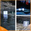 太陽エネルギーの屋内キャンプのハイキングの照明正方形のランタンのためのキャンプのランタンライト