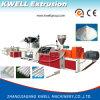 Belüftung-Rohr, das Machine/PVC Kabel-Rohr-Rohr-Strangpresßling-Zeile bildet