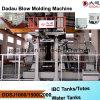 Automatische Blasformen-Maschine für 2000L IBC Totes
