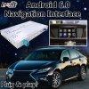Percorso dell'interfaccia del Android 6.0 per Lexus es 250/300h/350/00 2013-2018, video integrazione