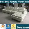 Chegada nova L sofá do couro da forma, sofá moderno da sala de visitas (A849)