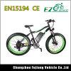 Verde Litio Poder Eléctrico de la Bici con Manillar Ancho