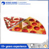 Custom 6.5inch écologique de la plaque d'aliments Mélamine Pizza