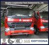 Camion à benne basculante de verseur de Sinotruk HOWO A7 6X4