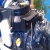 Utiliza los motores marinos fuera de borda de la carrera de 4