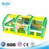 Industriales de uso de PVC inflable Barco pirata con rebote de diapositivas 2206
