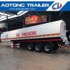 42000 litros compartimento 6 tanque de combustible semi remolque para venta