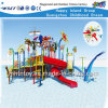 Parque Aquático escorregas para crianças playground Comercial Equipamentos-4601