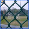 Звено цепи с покрытием из ПВХ проволочной сеткой