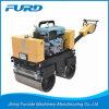Hot Sale Diesel Engine Double Drum Hand Vibrating Roller
