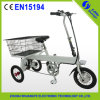 En15194 Approval Electric Tricycle pour Elderly