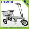 Elderly를 위한 En15194 Approval Electric Tricycle
