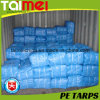 Bale Packing PE Tarpaulin Produits finis