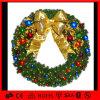 Van de LEIDENE van de Decoratie van Kerstmis het Licht van de Kroon Slinger van de Decoratie