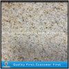 Tegels van de Vloer van het Graniet Shandong van Bushhammered de Gele Roestige voor Vierkante Bevloering