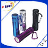Strong Power LED、Waterproofの小型Flashlight