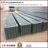 Aceitada 100mmx50mm tubo de acero rectangular negra