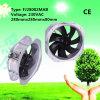 Hight 온도 증거 모터를 가진 고성능 280mm AC 220V 2300V 냉각팬