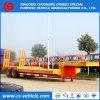 Fabriek Selliing 2 As 45 Ton van de Lage Lader/Semi Aanhangwagen Lowboy/Lowbed met Mechanische Helling