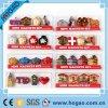 Ímã personalizado e creativo do refrigerador da resina para a promoção de vendas