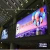 Im Freienaluminium, das super dünne LED-heller Kasten-Zeichen bekanntmacht