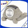 Indicatore luminoso del giardino, LED, lampada, lampada solare, tartaruga animale